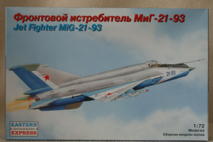 Eastern Express 1/72 72117 MiG-21-93